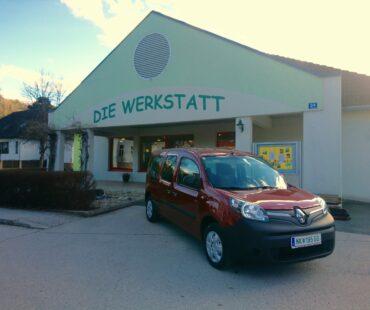 KArl Schubert Haus-Minivan